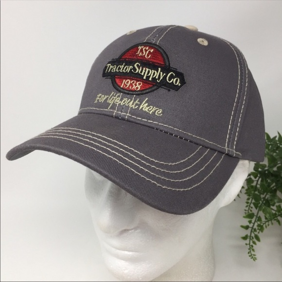 ee53cae1048 Covee LLC Accessories | Tractor Supply Co Hat For Life Out There ...